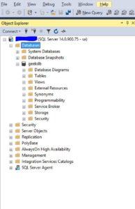 sqlserver on linux - ssms