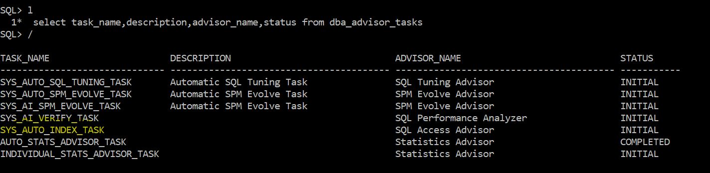 All about Database Administration, Tips & Tricks